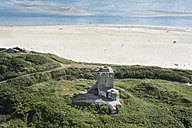 Denmark, Blavand, German Atlantic Wall bunker at the coast - HWOF00224