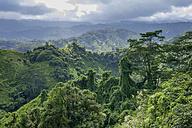 USA, Hawaii, Kauai, mountains - HLF01028