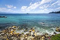 Italy, Liguria, view to Golfo del Tigullio - PUF00786