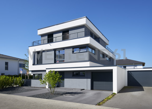 Germany, new built one-family house - GUFF00279