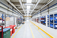 Factory shop floor with warehouse - DIGF02908
