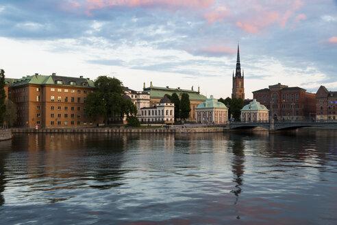 Sweden, Stockholm, Riddarholmen - SJF00207