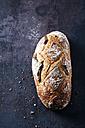 Fresh sourdough brown bread - CSF28490