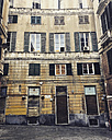 Italy, Genoa, old house - LV06370