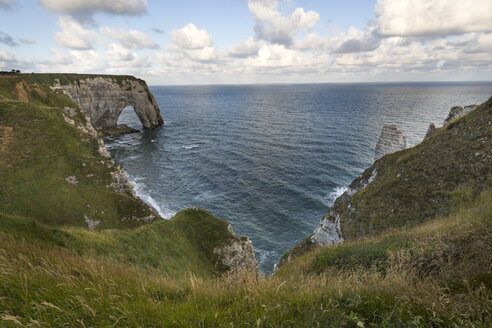 France, Normandy, Etretat, Cliffs - RPSF00011