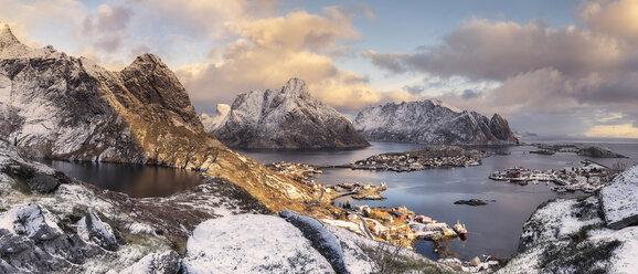 Norway, Lofoten, Reine - RPSF00036