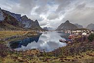 Norway, Lofoten, Reine - RPSF00045