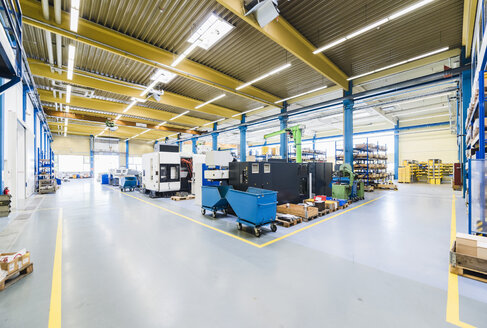 Factory shop floor - DIGF03134