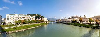 Austria, Salzkammergut, Salzburg, Panorama - PUF00890