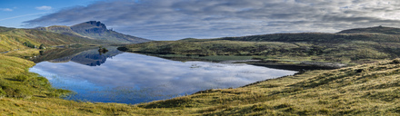 Great Britain, Scotland, Isle of Skye, Loch Fada - STSF01340