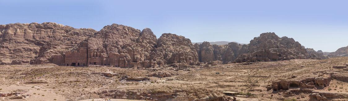 Jordania, Wadi Musa, etra, royal tombs - MABF00470