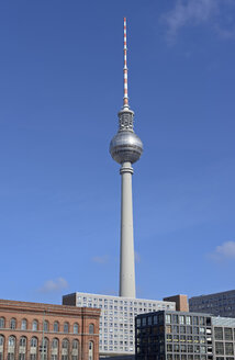 Germany, Berlin, Berlin-Mitte, Berlin TV Tower - BFRF01807
