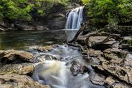Great Britain, Scotland, Scottish Highlands, River Falloch, Falls of Falloch - FOF09479