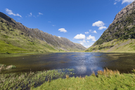 Great Britain, Scotland, Scottish Highlands, Glencoe, Loch Achtriochtan - FOF09491