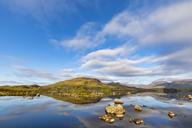 Great Britain, Scotland, Scottish Highlands, Glencoe, Rannoch Moor, Lochan na H'Achlaise - FOF09516