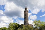 Great Britain, Scotland, Edinburgh, Calton Hill, Nelson Monument - FOF09520