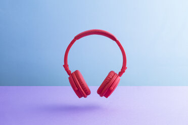 Red wireless headphones - DRBF00038