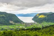 Norway, Sogn og Fjordane, at Sognefjord - CSTF01496