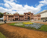 Argentina, Buenos Aires, Presidential Palace Casa Rosada, Plaza de Mayo - AMF05518