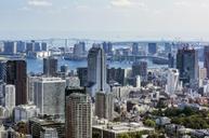 Japan, Tokyo, City view - THAF02073