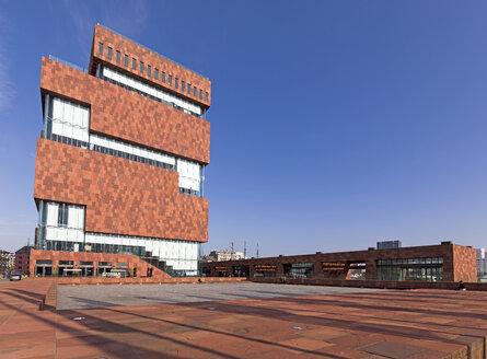 Belgium, Flanders, Antwerp, Museum aan de Stroom - KLR00562