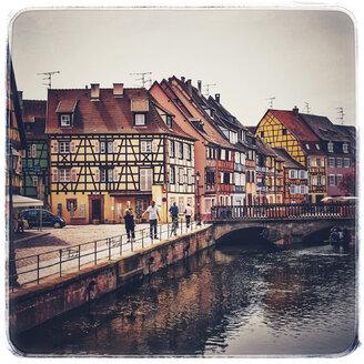 France, Colmar, old town - PU00982