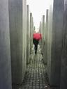 Germany, Berlin, Holocaust monument - GW05350