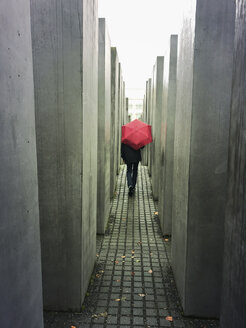 Germany, Berlin, Holocaust monument - GW05350