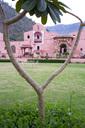 India, Rajasthan, Alwar, Heritage Hotel Ram Bihari Palace - NDF00728