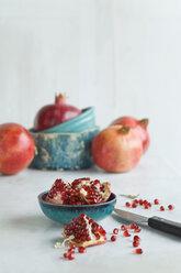 Sliced pomegranate - ASF06135