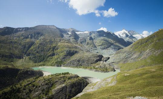 Austria, Carinthia, Grossglockner, Margaritze reservoire - STCF00355