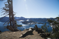 USA, Oregon, Klamath County, Crater Lake - STCF00376