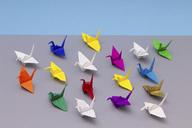 Origami, cranes - CMF00762