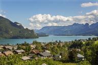 Austria, Salzburg State, Salzkammergut, Sankt Gilgen, Lake Wolfgangsee - WWF04068