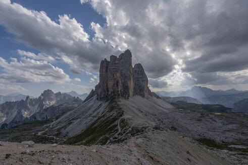 Italy, Sexten Dolomites, Tre Cime di Lavaredo, Nature Park Tre Cime - RPSF00084