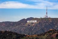 USA, California, Los Angeles, Hollywood Hills, Hollywood sign - WV00878