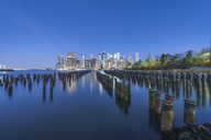 USA, New York City, Manhattan, Brooklyn, cityscape - RPSF00120