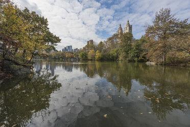 USA, New York City, Manhattan, Central Park - RPSF00153