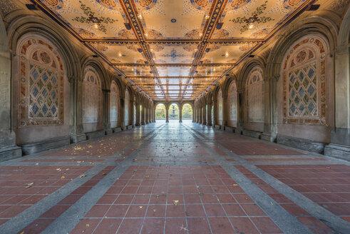 USA, New York City, Manhattan, Central Park - RPSF00159