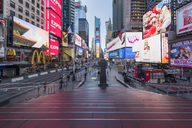 USA, New York City, Manhattan, Times Square - RPS00165
