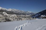 Austria, Styria, Liezen District, Schladming, Dachstein massif - WWF04124