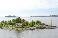 Finland, Helsinki, small island - CSTF01577