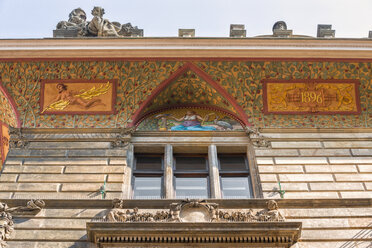 Czech Republic, Prague, theater and opera house - CSTF01594
