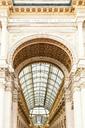 Italy, Milan, Galleria Vittorio Emanuele II - CSTF01608