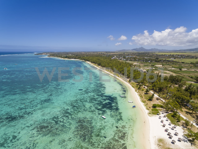 Mauritius, East Coast, Indian Ocean, Flacq - FOF09707
