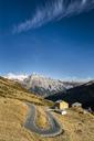 Switzerland, Grisons, Hinterrhein Valley, Spluegen Pass - STSF01455