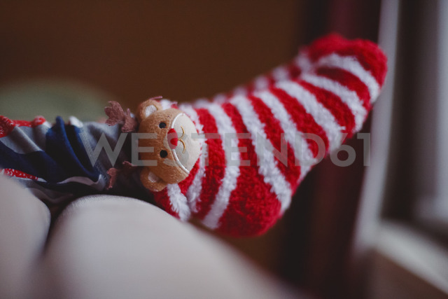 Cute Christmas socks - NMS00195