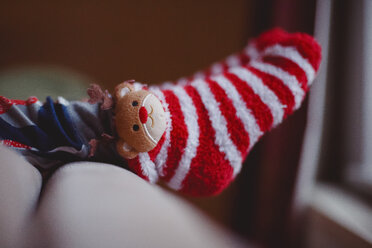Cute Christmas socks - NMS00195