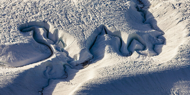 Switzerland, Valais, Zermatt, Gorner Glacier - WDF04340