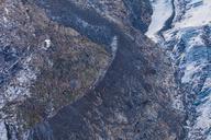 Switzerland, Valais, Zermatt, Monte Rosa, Monte Rosa massif, Gorner Glacier, Monte Rosa Hut - WDF04343